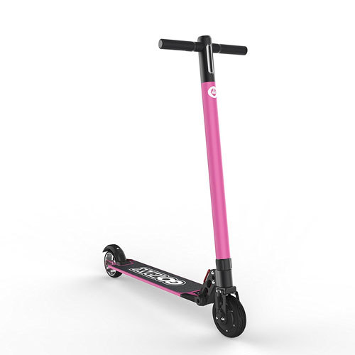 Electric scooter Gotrax Glider in pink
