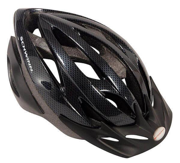 Image of Schwinn Thrasher Microshell Bicycle Helmet on white background