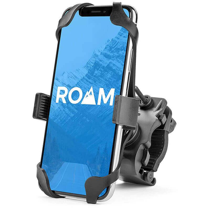 Image of Roam Universal Premium Bike Phone Mount on white background