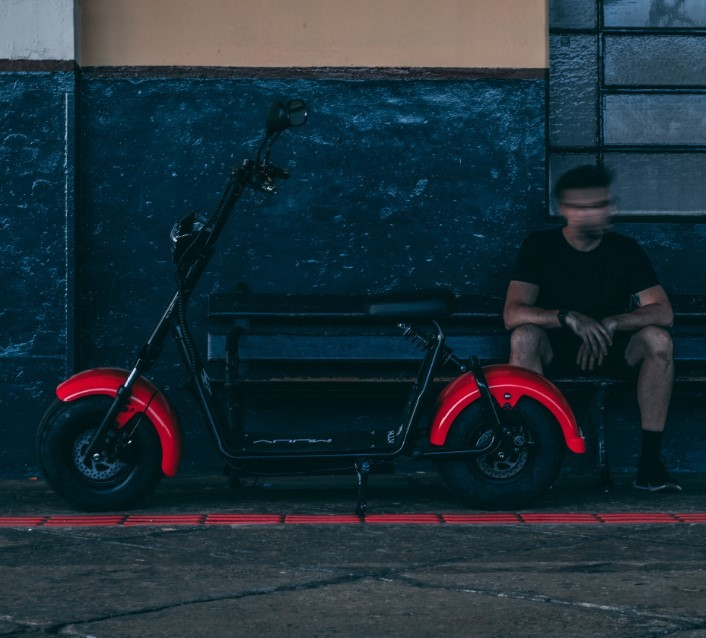 Fats Electric scooter
