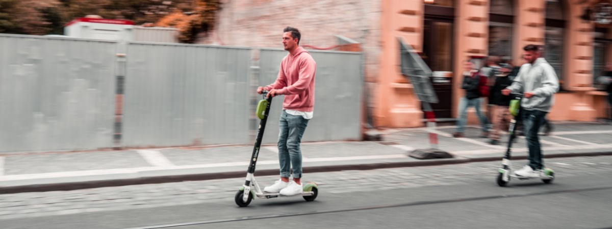 The fastest electric scooters in the world