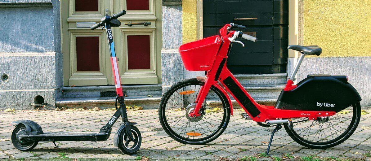 Choose escooter over ebike reasons