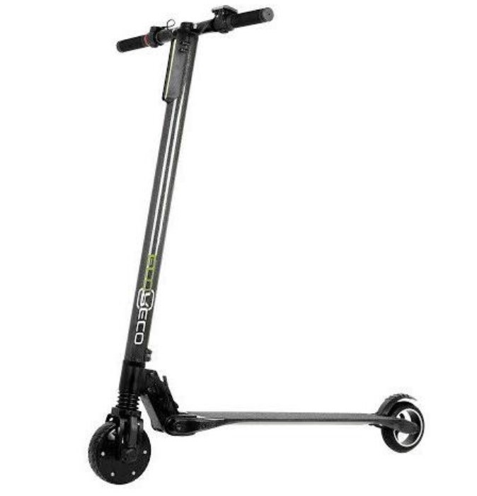 Lightweight carbon electric scooter eco reco xs