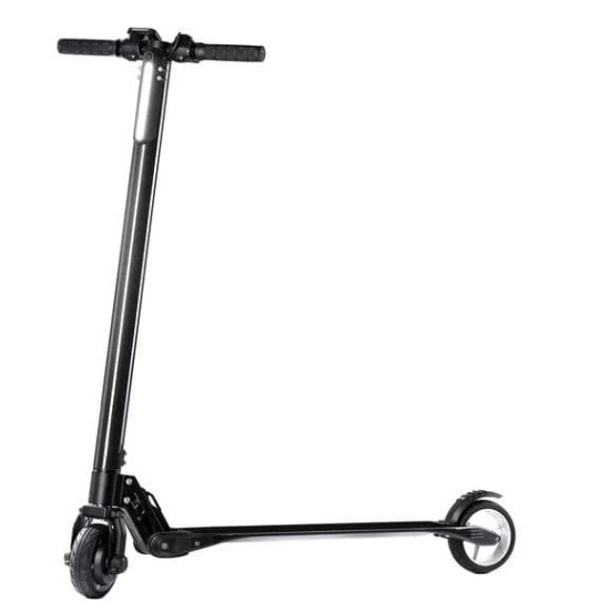 Black Carbon scooter