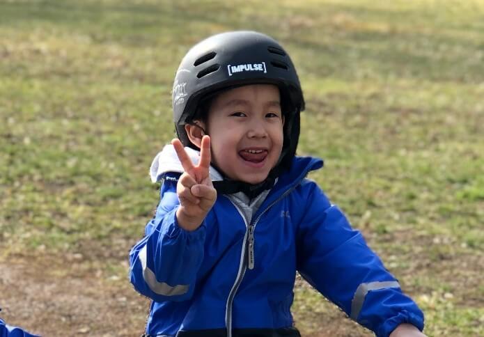Electric scooter helmet kids
