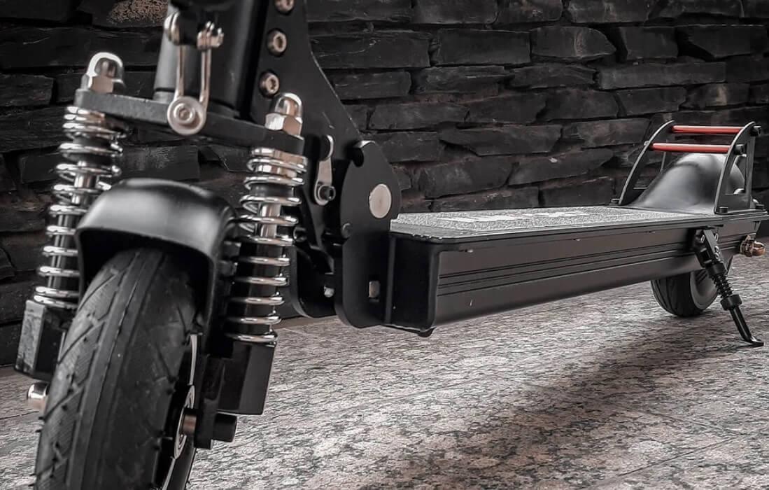 Cool teens scooter Nanrobot x4