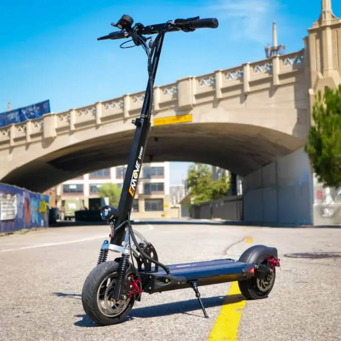 water proof electric scooter emove cruiser electric scooter