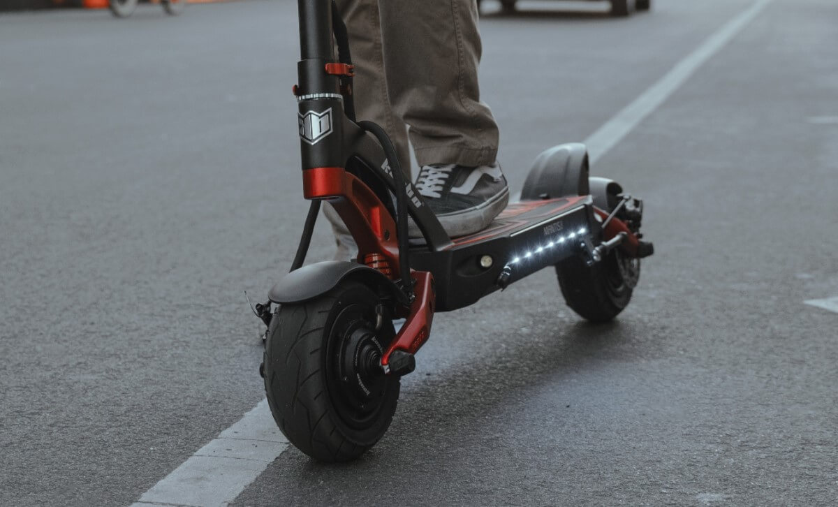 Buy electric scooter at kaabousa.com