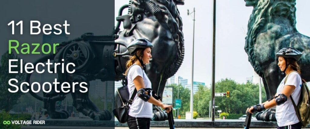 Best Razor electric scooters